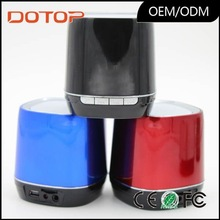 High quality and portable mini bluetooth speaker.Speaker Power 2*3W support BT