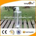 Preço de fábrica de plástico garrafa de sabão líquido embalagem
