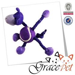 2015 China Wholesale Cotton Rope Dog Sexy Toy Giraffe Doll