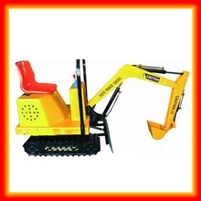 Kids excavator names of indoor games ride on toy car