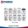 31401 changement d'huile étiquette