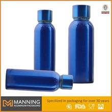 high quality absolute aluminum 400ml vodka bottle