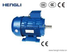 MS series MS100L aluminium body 3phase induction electric ac motor high quality B3 B35 B5