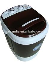 single tub washing machine/mini semi automatic washer with dryer