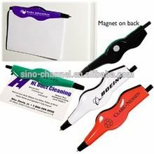 Novelty Binder Clip Pen