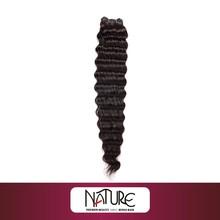 Henan REBECCA high quality cheap 100% grey human hair weaving