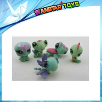 Littlest Pet Shop My Little Shop Action Figures Vinyl Doll Cartoon Anime Movies Model Video Game Cheap Christmas Wedding gift