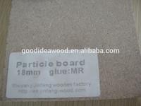 4*8 furniture waterproof raw particleboard /chipboard