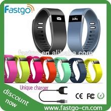 2015 Brand new product, bluetooth smart wristband, health bracelet smart wristband