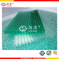 Vidros de policarbonato folha, plástico do painel de policarbonato