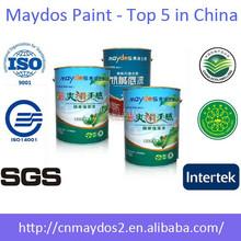 China Top 5 - Maydos 100% Acrylic Zero VOC Crack Resistant Interior Wall Emulsion Paint
