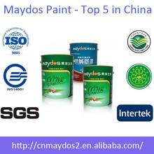 China Top 5 - Maydos 100% Acrylic Zero VOC Mould Resistant Interior Wall Emulsion Paint