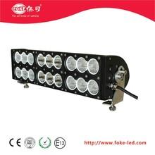 7680lm 120w Spot Led Work Light Bar Off-road SUV Boat Jeep Lamp 4wd