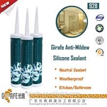 antifungal silver silicone sealant