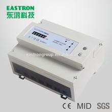 SDM530A, Three Phase analog energy meter, watt meter,10(100)A