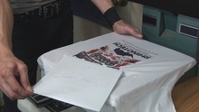 A4 inkjet white t-shirt heat transfer paper ,light
