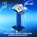 Nv-h5 injeção de ácido hialurônico mesoterapia vácuo meso arma hydrolifting beleza instrumento ce