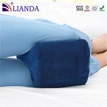 inflatable leg wedge cushion,Perfect Rest Memory Foam Wedge, Knee Support Cushion