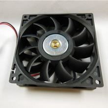 9238 DC 12 Volt DC Fans 48V 3.5'' 92*38mm 24V DC Axial Fan Cooling Shenzhen Supplier