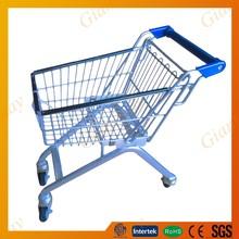 supermarket children shopping cart