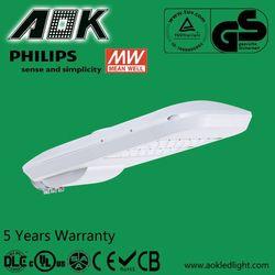 UL DLC TUV SAA 30-280W LED Street Light,bridge lux&epistar 70w led street light