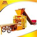 Qtj4-26 Multi - propósito camino concreto del bloque / ladrillo que hace la máquina, De hormigón de bloqueo por la que se
