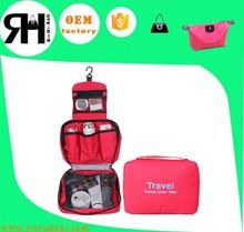 Fashion Waterproof Travelling Wash Bag Toiletry hanging Kit Men&Women Travel Organizer