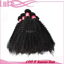 2015 New Product Wholesale High Quality Virgin Brazilian Kinky Curly Hair