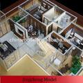 Fábrica de melhor qualidade interior modelo / 3d modelo interior / preço mais barato interior modelo