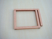 Picture frame MDF board with PVC/Paper coated
