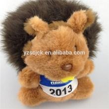 Squirrel type stuffed plush toys