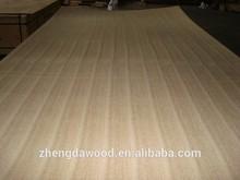 linyi plywood Hot selling competive price Natural chinese ash /oak / teak veneer hardwood core decorative plywood