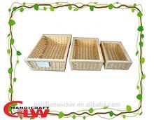 paper basket, handicraft, basket