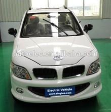 New style cheap 4 wheel brushless Electric Passenger Car