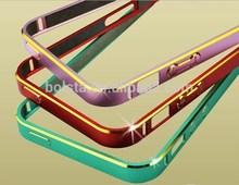 2015 newest aluminum metal for iphone 6 bumper case