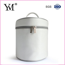 Hot sale cosmetic makeup tool accessory bag with handle