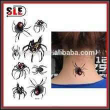2015 fashion jewelry 3d temporary tattoos,skin jewelry tattoo stickers