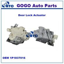 GOGO right front Door Lock Actuator For VW EOS,SEAT ALTEA SEAT LEON,SEAT TOLEDO OEM 1P1837016,1P1 837 016