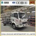 China fez de combustível Diesel HOWO 4 x 2 10 t luz carga caminhão para venda / jmc caminhão leve