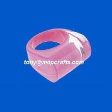 Transparent Lucite ring