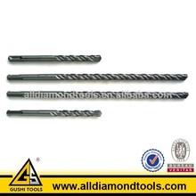 plus or max concrete stone sds max drill bit with segment