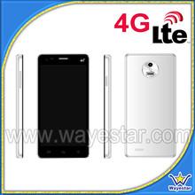 "MTK6582 Plus MTK6290 CPU 5"" HD IPS Touch Screen Smart Cell Phone 4G LTE FDD Network"