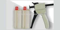 Artificial stone 250ml glue gun/solid surface adhesive with glue gun