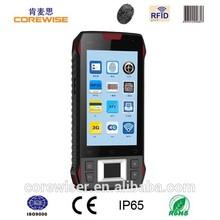 China gold supplier Quad-Core Fingerprint Sensor/HF RFID Reader/cheap android phones