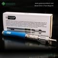 nueva pluma vaporizador electrónico fumar cigarrillos de vapor egoii de giro libre e cigarrillo de la muestra