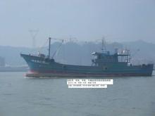 Longline steel fishing vessel trawler