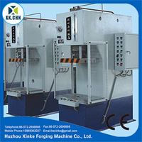 For Forming 60 tons c-frame hydraulic press