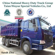 SINOTRUK HOWO 6X4 Dump Truck HOT SALE Tipper