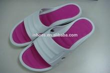 latest good design basic women pvc beach slippers