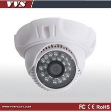High definition IR HD anti vandal 1.0MP dome ahd camera